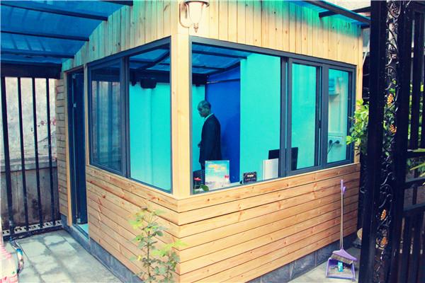 天橙公寓三期项目正式营业